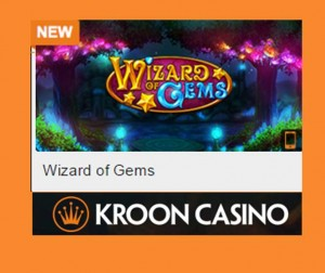 Wizard of Gems Kroon Casino