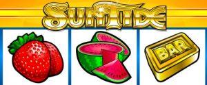 Videoslots spelen bij CasinoEuro suntide